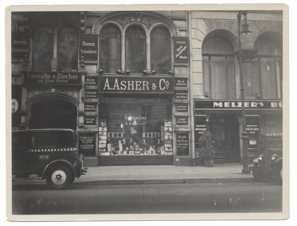 A. Asher & Co.